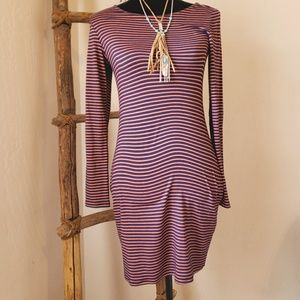 Everly Striped Dress